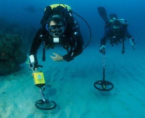 Наушники подводные для garrett.