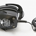 Gray Ghost Black Widow Headphones
